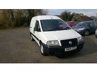 Fiat scudo same as peugeot expert citroen dispatch