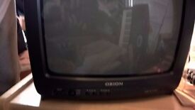 GONE NOW - ORION TV small tv