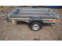 CAR TRAILER BRAND NEW CHEAP PERFECT TRAILER