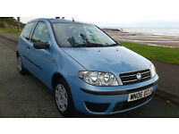 06 FIAT PUNTO 1.2 ACTIVE***EXCELLENT CONDITION, DRIVES GREAT***6 MONTHS M.O.T. WITH NO ADVISORYS***