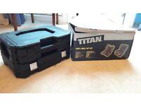 Titan combination Drill Bit Set