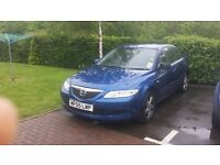 mazda 6 for sale for repairs or parts