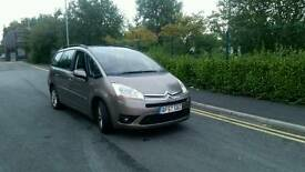 2007 Citreon Grand picasso 1.6 hdi Automatic egs hpi clear Runs and drives well