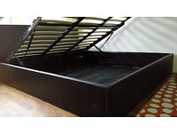 6 ft Super King Box Bed with gas lift mechanism