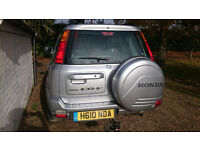 Honda CR-V Executive with Cherished 'Honda'Plate.NEW LOW PRICE OR SWAP/PX FOR A TOURER