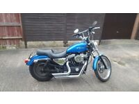 Harley Davidson XL 1200 C Sportster