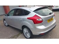 Ford Focus 2012 Zetec 2.0 Diesel Auto 62000 miles, NOT Polo, Golf, A class, Astra, Corsa, A3, i30,a4