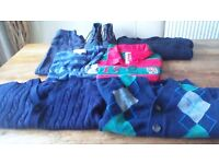 Boys Bundle of clothes age 8-9 years