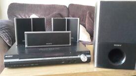 Sony 5.1 dolby surround sound
