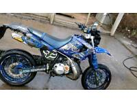 Yamaha dt 170