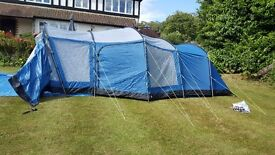 Bamburgh 6 Large Family Tent