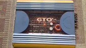 GTO AMPLIFIER