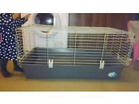 Large indoor cage for rabbit Guinea pig rat etc.
