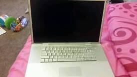 Apple macbook pro 2006 500gb hd