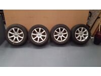 VW 5 Stud Wheels - Passat Highline