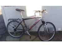 mens/ladies mountain bikes and racers at car boot prices