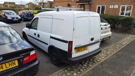 Vauxhall combo 1.7cdti