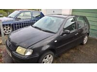 VW Polo 1.4 16v 5dr Spares/Repair