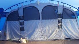 premiun high gear frontier 8 tent