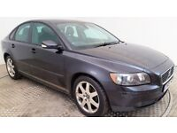 VERY NICE VOLVO S40 SE BLACK 2005 TOP OF THE RANGE/LEATHER/ICE COLD CLIMATE CONTROL