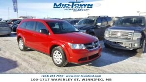2016 Dodge Journey CANADIAN VALUE PACKAGE