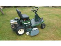 """Ride on mower Boland nice unit with a 36"""" cutting deck easy key start good working order"""