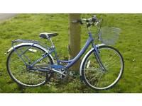 Ladies Low Step Bicycle