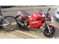 Gilera Dna 125cc Great Motorbike