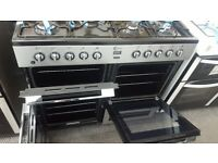 New graded flavel range cooker 100cm duel fuel with 12 month warrenty