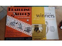 2 French Horn mysic books by Peter Lawrance - Easy Winners and Featuring Melody