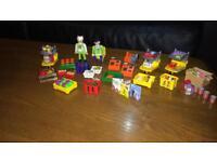Playmobil supermarket