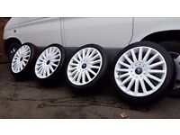 18'' Ford Mondeo ST220 Alloys