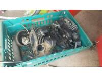 Klr600 kl 600 klr 600 kl600 Kawasaki parts