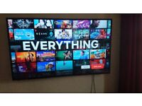 """Hisense 49"""" 4K Smart TV"""