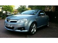 VAUXHALL TIGRA TWINPORT   FULL LEATHER HEATED SEATS   HPI CLEAR