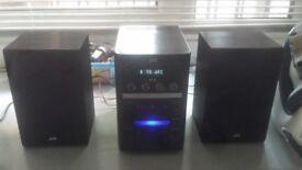 Sony and jvc digital DAB cd system