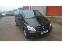 Mercedes-Benz Vito 2.1 CDI BlueEFFICIENCY Traveliner