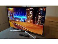 "SAMSUNG 40"" 40KU6400 Smart 4K UHD HDR LED TV,800Hz,built in Wifi,Freeview HD & FREESAT HD"