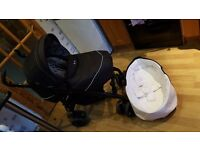 Silvercross Travel System