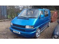 VW Volkswagen T4 Transporter Van/Day Van Ready for Camper Conversion