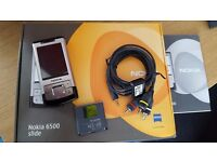 Nokia 6500 Slide Mobile Phone Boxed including charger