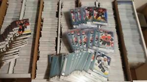 SALE! 2017-18 Upper Deck UD UD1, UD2, TML, Artifacts, OPC & MVP Boxes & Hockey Card Singles Available! YG