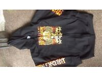 Bring me the horizon hoodie official tour size L