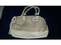 Lilley Handbag (ivory- off-white)