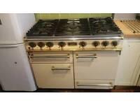5 burner range cooker