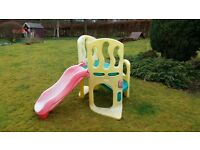 Little tikes tykes play slide playslide