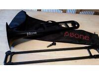 Pbone Black trombone