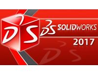 Solidworks 2017-2018 Premium Licence Key Full Version With 16GB USB