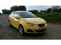 2009 Seat Ibiza 1.6tdi sport diesel 4 door 12 months mot £2795 /vw golf Audi mini