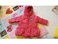 2-3 years girls coat